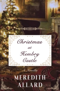Christmas at Hembry Castle eBook Cover Large